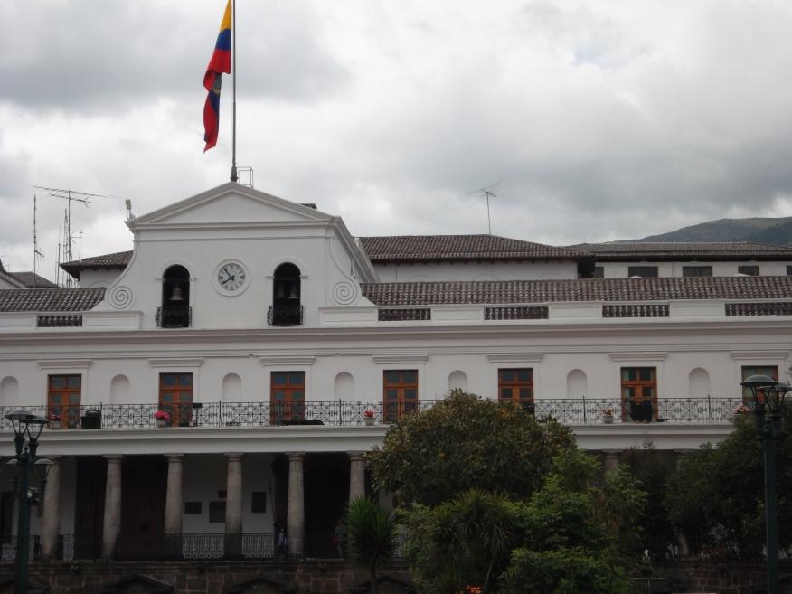 La casa del presidente